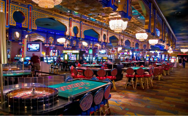 Bekarlığa Veda Partisi için En İyi Oteller Casino Night Atlanta Georgia